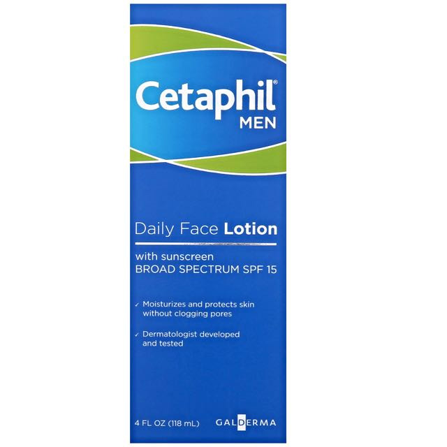 Cetaphil Men Skin Line