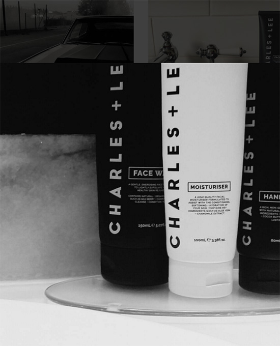 charles and lee men's skin care