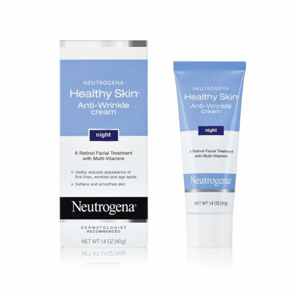 Review of the Neutrogena Healthy Skin Anti Wrinkle Cream