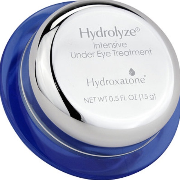 hydroxatone hydrolyze under eye cream